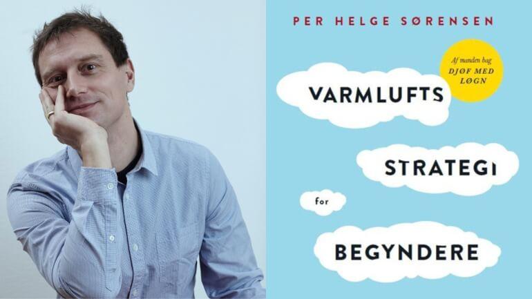 Per Helge Sørensen retter skarp kritik af ledere, der pumper formålsløse strategier og visioner ud til medarbejdere. I bogen serverer han sine budskaber med humoristiske anekdoter fra et liv som embedsmand og stategileder.