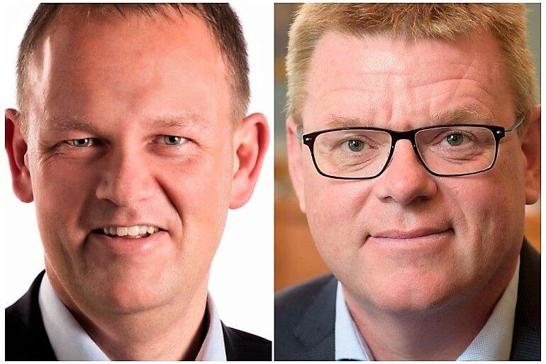 Esbjergs borgmester Jesper Frost Rasmussen (V) og borgmesteren i Randers, Torben Hansen (S) har begge hentet konsulenthjælp for at løse problemer med samarbejdet i byrådet.