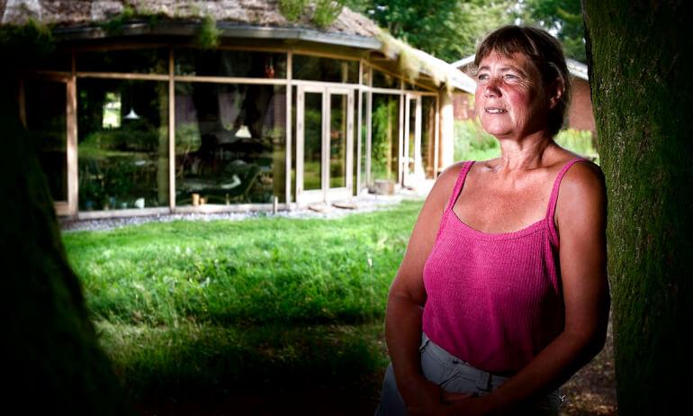Sussi Handberg fra Rebild er et eksempel på en ildsjæl, der har løftet den grønne omstilling lokalt.