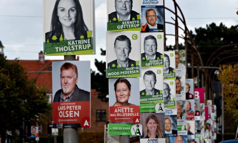 Vælgernes tillid skal vindes før valget
