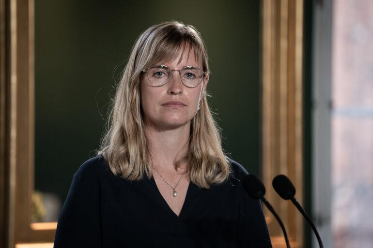 Stephanie Lose meldte sig som kandidat  til næstformandsposten i Venstre torsdag aften. Som den første. Og måske den eneste.