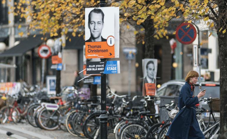 Kandidater vil kendes på plakater