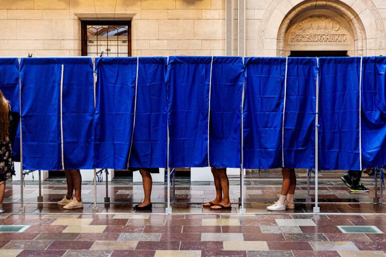 Analyse: S vinder og V taber kommunalvalget