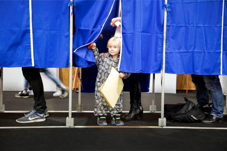 Valgets tal: At stemme er en social begivenhed