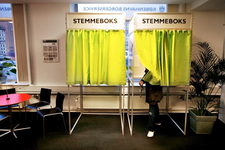 Tre ud af ti skifter parti fra folketingsvalg til kommunalvalg