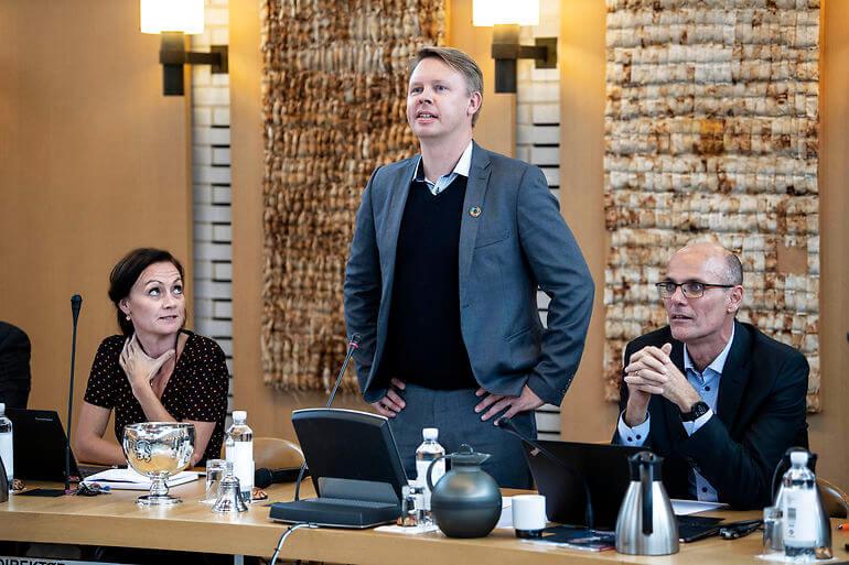 Politik og administration fik lov at flette finger i Fredericia