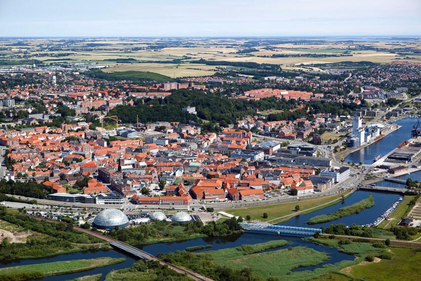 Blandede boligformer er vejen frem i Randers