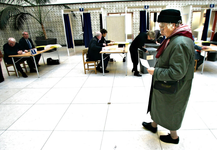 Ældre bliver valgkampens vigtigste emne