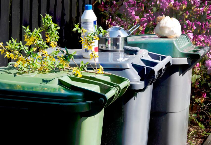 Kommunerne endte med aben i affaldsaftale