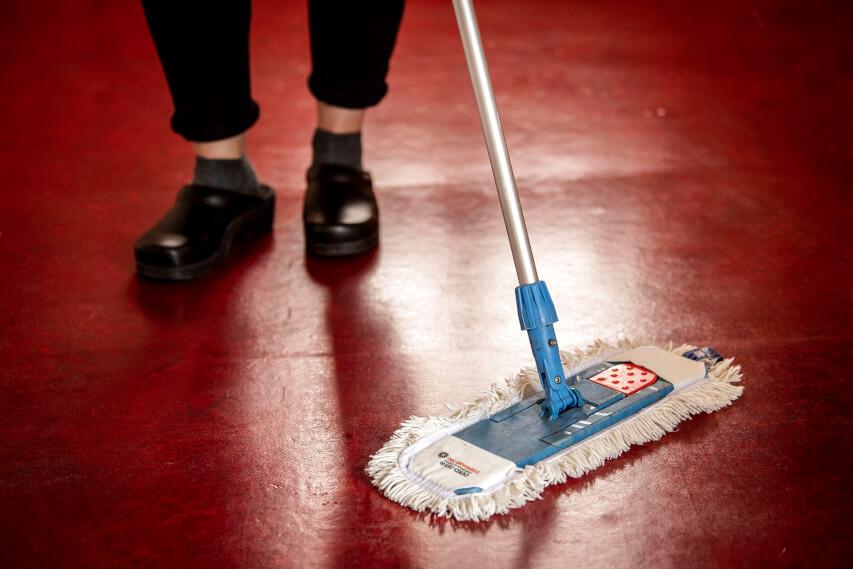 Professionel rengøring pynter på bundlinjen